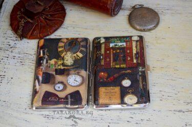 tabakera za myj retro stil