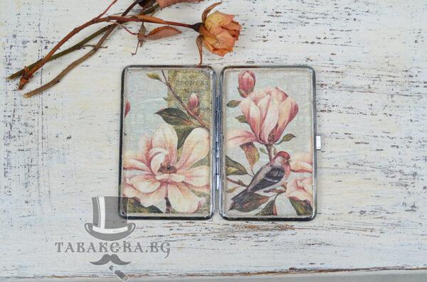 damska tabakera magnoliq
