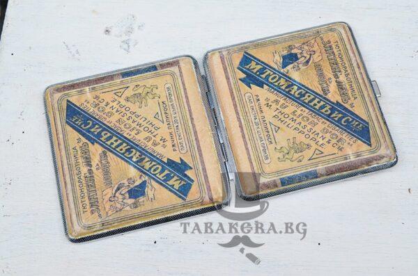 tabalera za cigari zlateny levy