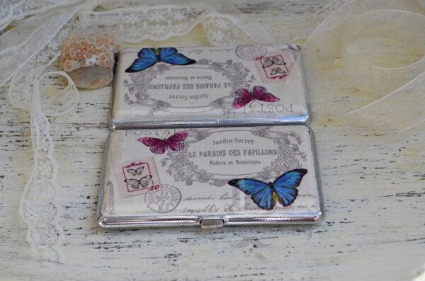 jenska tabakera butterfly