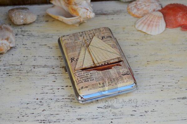 tabakera morski podarak