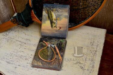 tabakera podaryk za ribar